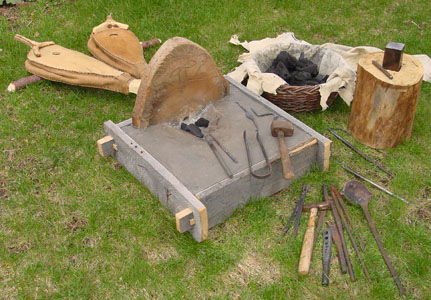 Lodin S Primitive Forge