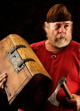 viking sea chest plans